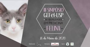 III Simpósio GEFel-USP de Atualidades em Medicina Felina