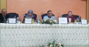 ترأس الاستاذ المساعد الدكتور نبيل محمد ناجي لجنة مناقشة ماجستير في كلية الطب البيطري جامعة البصرة
