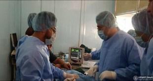 تقييم امتحان الجراحة العملي