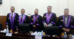 مشاركة أ.م.د.نبيل محمد الشريفي في مناقشة ماجستير في جامعة بغداد