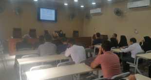 حلقات دراسية لمشاريع بحوث طلبة الدراسات العليا في فرع الفسلجة