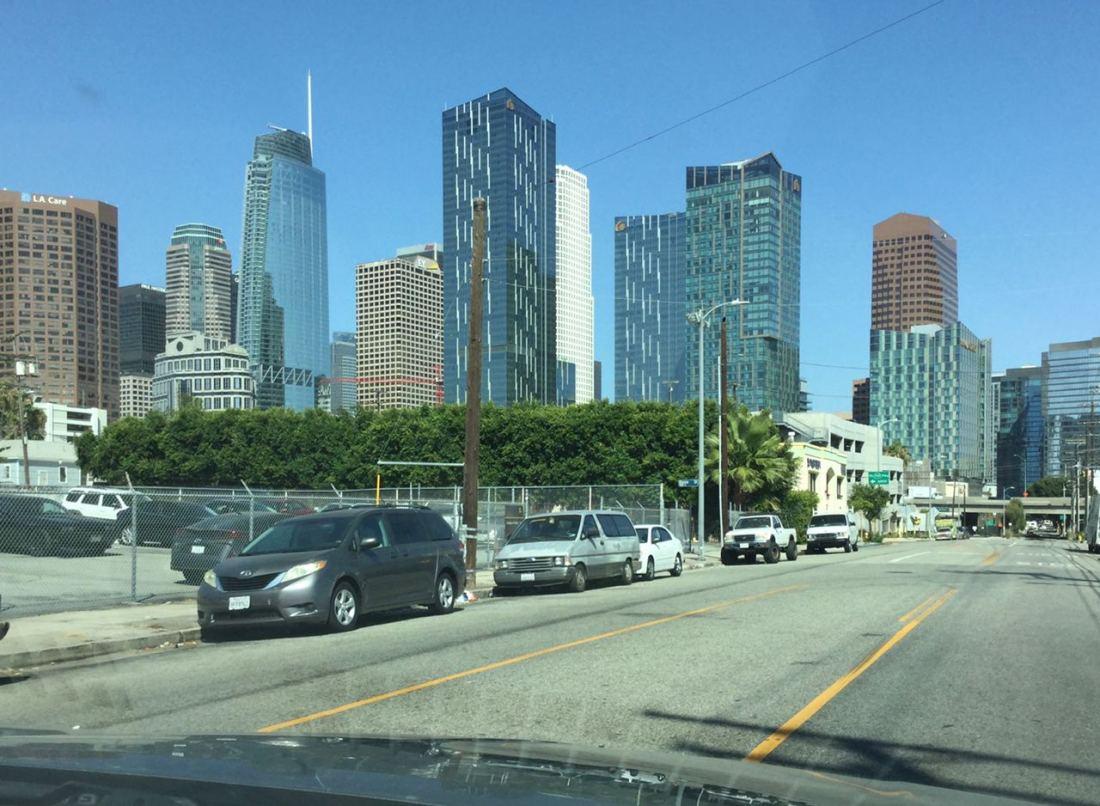 Калифорния, Лос- Анджелес