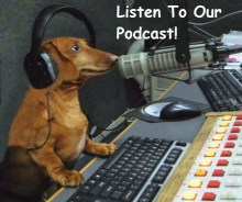 Did you know I have a podcast? I talk with my friend, Dr Roger Welton, on pet health topics. Check it out!