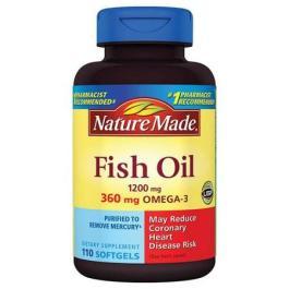 naturemade fish oil