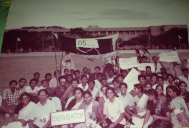 1985 batch Covas Mannuthy