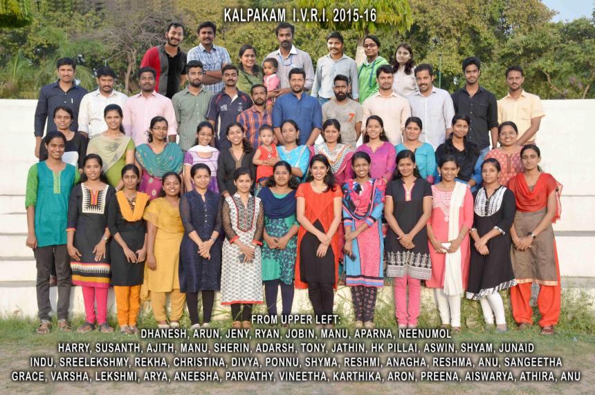 Kalpakam kerala mess indian veterinary research institute