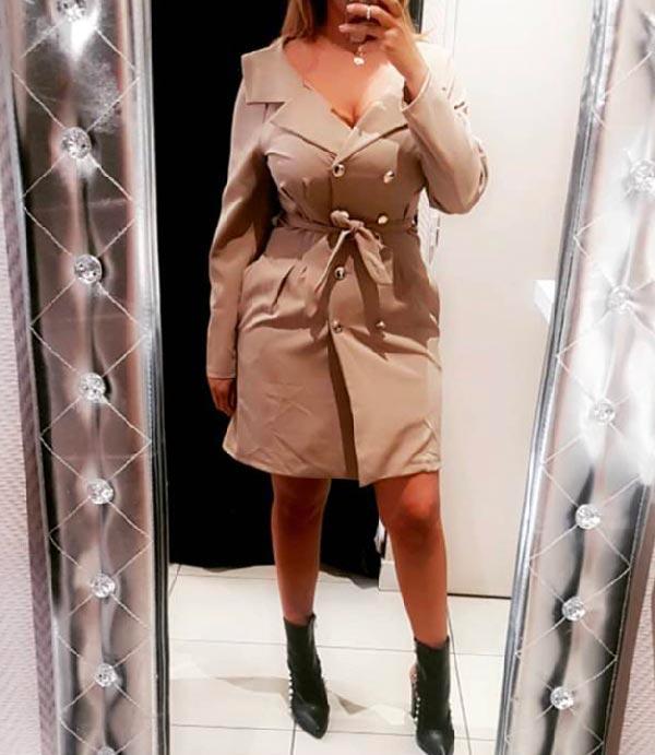 La belle robe Marion pour femme dans votre boutique de prêt à porter de Toulouse