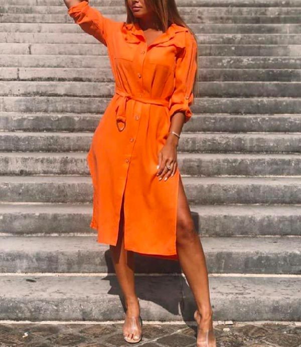 Vêtement pour femme à Toulouse et la Tunique Sarah