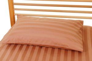 Drap avec les fibres de cuivre pour un grand lit