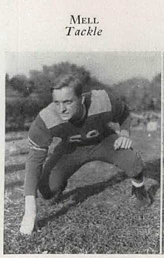 George Peck Mell