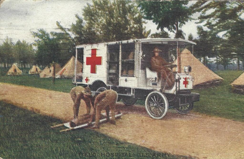 Field Hospital U.S. Army