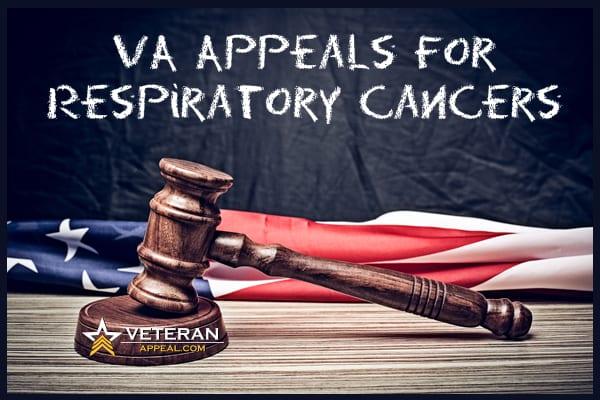 VA Appeals for Respiratory Cancers