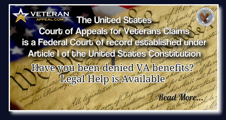 Court of Appeals for Veterans
