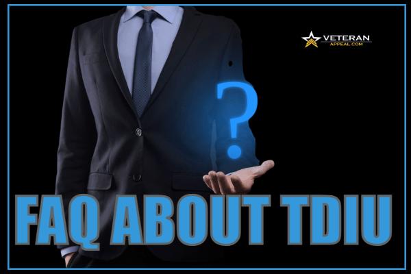 FAQ about TDIU