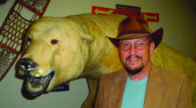 Robert G. Williscroft - Adventurer and Retired Submarine Officer