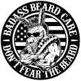 badass beard care