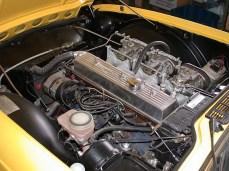 3 Weber Vergaser Triumph TR