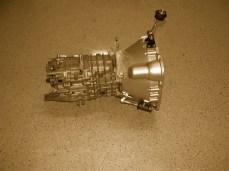 Umbauten auf ein 5-Gang-Getriebe von GETRAG