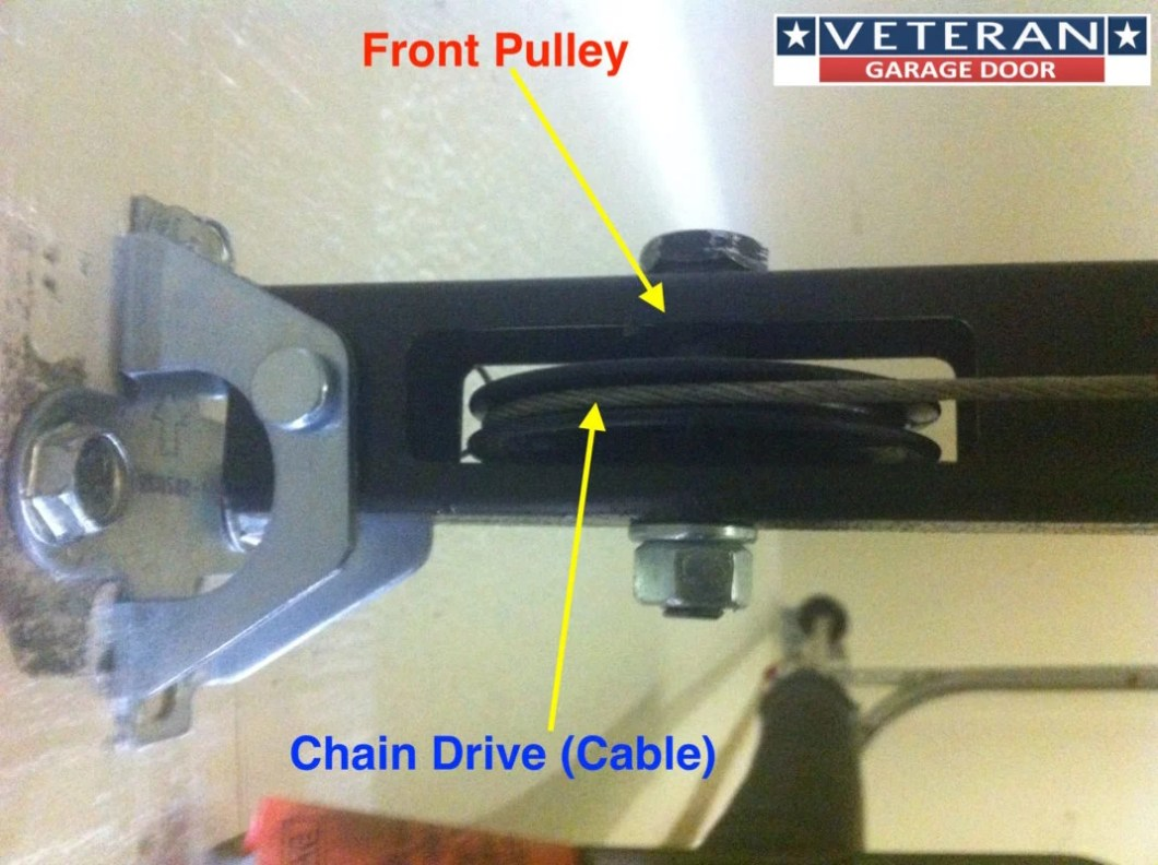 Garage Door Opener Convert Chain To Belt