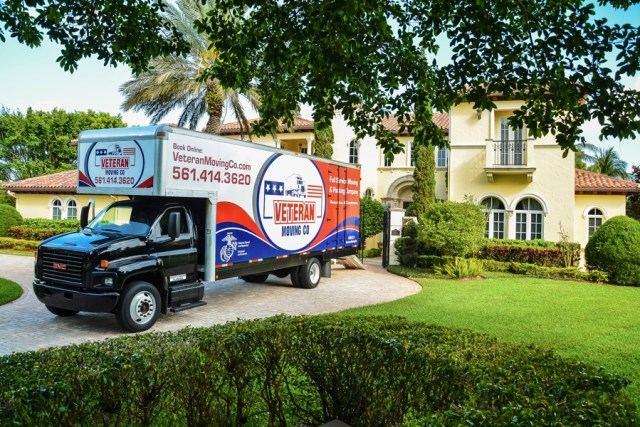 Moving Company in Parkland Florida