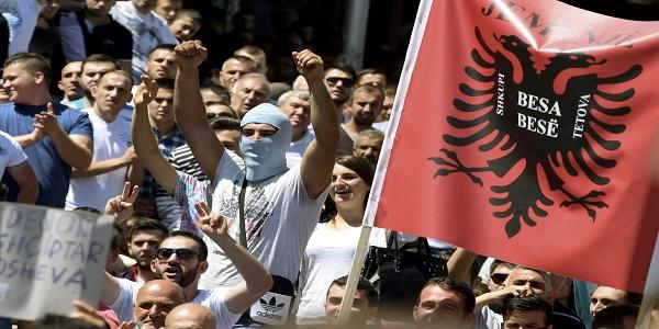ALBANOI-FYROM
