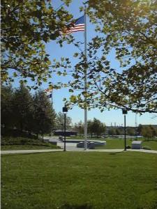 Korean War Memorial Baltimore