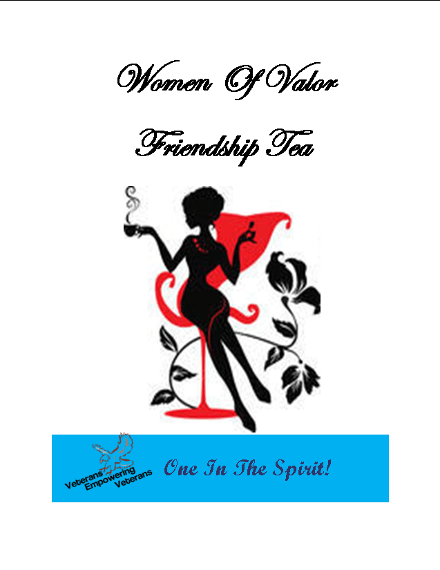 Women's Friendship Tea
