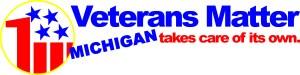 Veterans Matter logo_Michigan_color