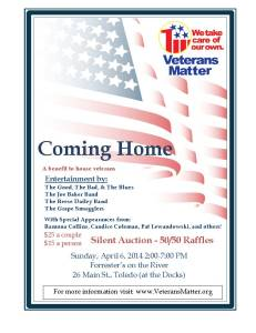 April 6-coming home flyer