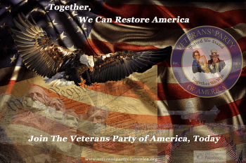 The Veterans Party of America Chair Responds to the State of the Union Address 2015