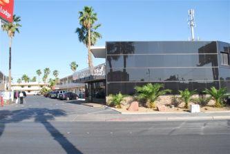 Street view from Las Vegas Blvd