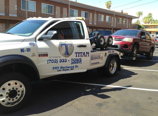titan towing