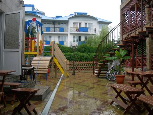 Гостевой дом «Иволга» (Джемете, Анапа)