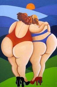 Hoe-Hars-Je-Grote-Zware-dikke-Dames-198x300
