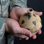 These meaningful military traditions come from Native American culture