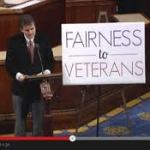 Fairness to veterans: Time for the Senate to act
