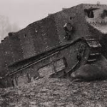 1915 First Tank Produced