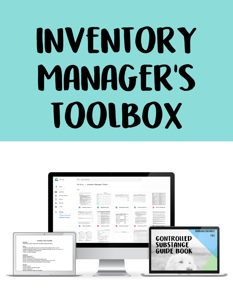 inventory managers toolbox