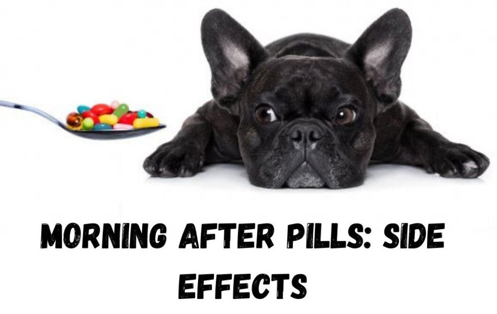 side effects of morning after pills