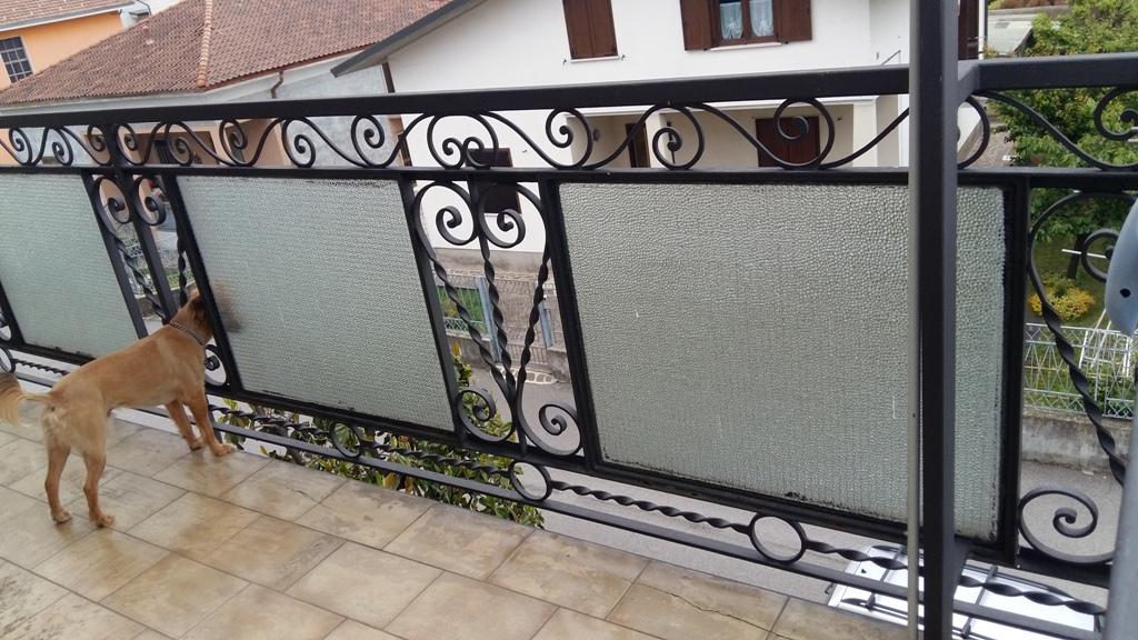 Creazioni per esterni realizzate in uno stile unico e inconfondibile. Parapetti In Vetro Per Esterni Vetraria Gelfi Bergamo