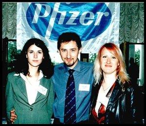 Working at Pfizer 2004