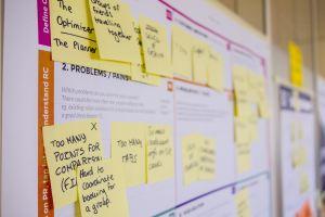 Vet Reflections Design Thinking