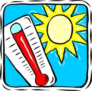 Warmer Temps