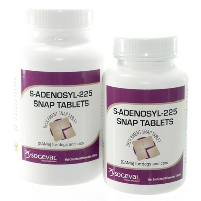 S-Adenosyl Snap Tablets are Ready to Ship from VetRxDirect