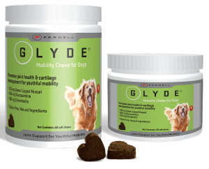 Glyde Mobility Heart-Shaped Chews