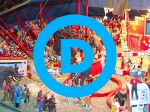 Democrat Circus