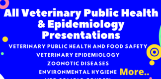 All Veterinary Public Health & Epidemiology Presentations