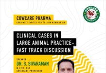 Clinical cases in Large Animal practice