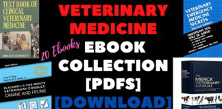 20 VETERINARY MEDICINE eBook Collection