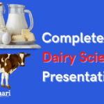 Complete Dairy Sciences Presentations
